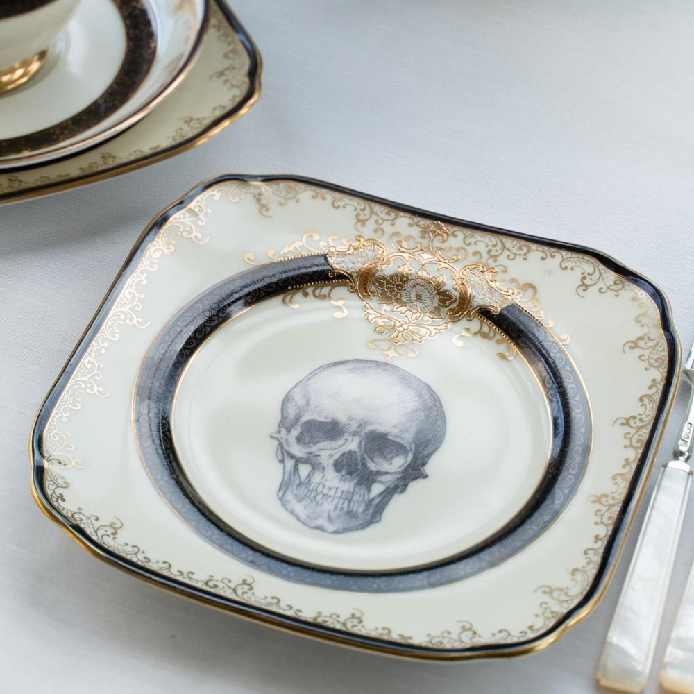 & Wonderful Gothic Dinner Plates Ideas - Best Image Engine - maxledpro.com