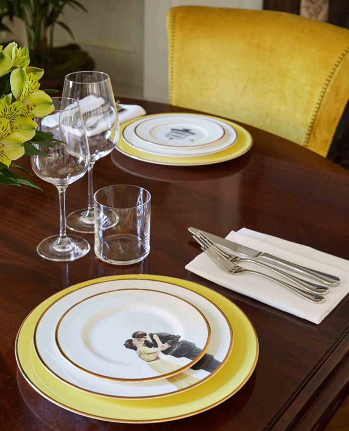 ... art galleries boutique hotels and private customers on specialist commissions. Melody Rose customers want top quality tableware thatu0027s ... & Bespoke | Melody Rose London
