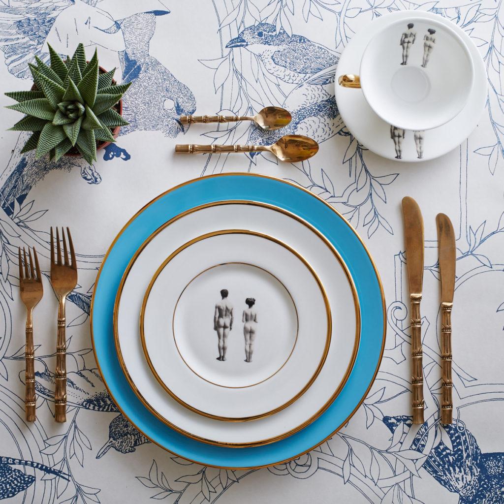 Melody Rose London Luxury Bone China Tableware