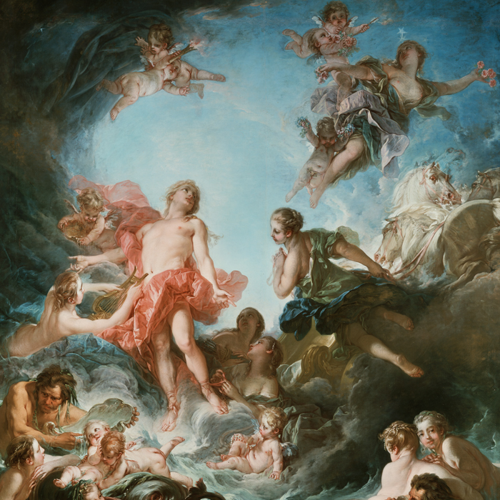 The Wallace Collection, Francois Boucher Range